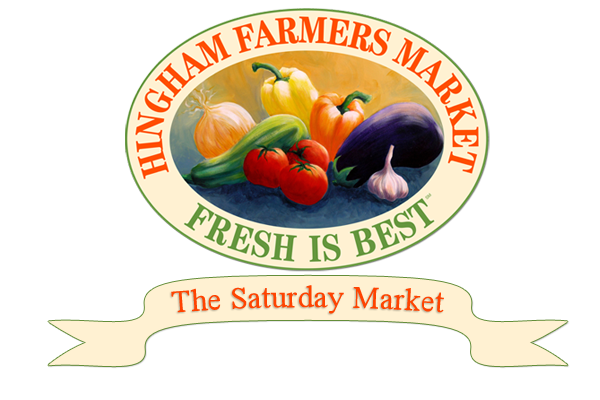 Hingham Farmers Market logo